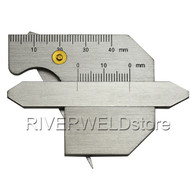 Welding Gauge MM Weld Bead Height Welding Seam Gap Gage