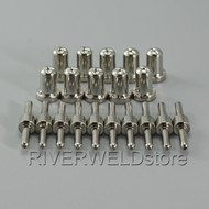 20pcs LG-40 PT-31 Plasma Cuter Consumables Extended Nickel-plated CUT-50 CT-312