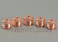 5pcs 9-8238 Shield Cup 50-60A Fit For Thermal Dynamics SL60/SL100 Plasma Cutter Torch
