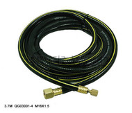 Power Cable Hose For SG-51 Plasma cutter torch 11-1/2 Foot M16*1.5 & 3/8-24