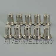 29684 Plasma Tip Nozzle 1.0 50Amp fit PT-40/60 Plasma Cutting Torch 10PK