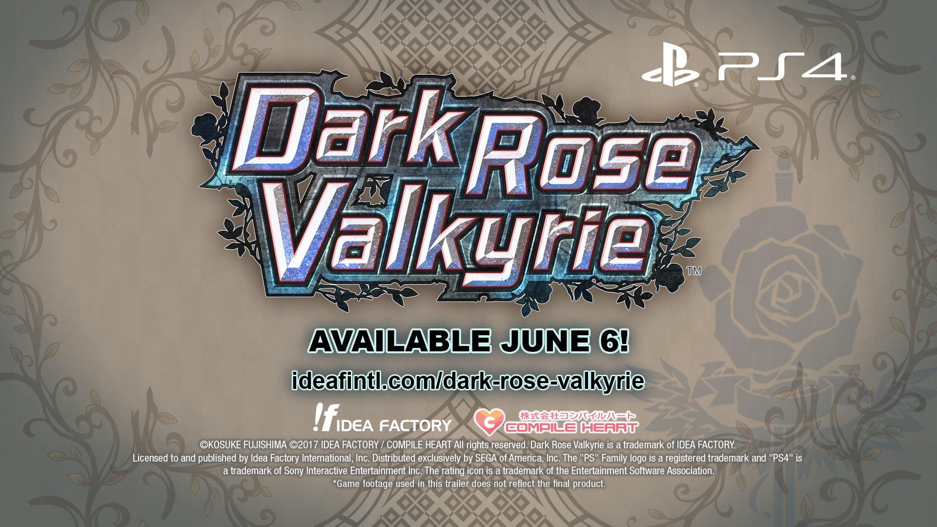 DarkRoseValkyrie