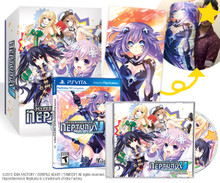 Hyperdimension Neptunia U: Action Unleashed Limited Edition
