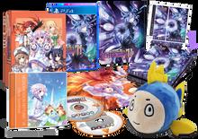 Megadimension Neptunia VII Limited Edition!
