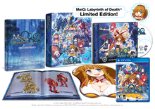 MeiQ: Labyrinth of Death Limited Edition