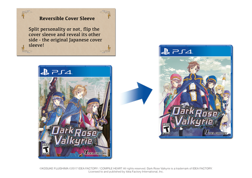 Reversible Cover Sleeve