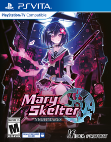 Mary Skelter: Nightmares Standard Edition