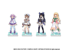 Super Nep Acrylic Standees