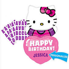 Personalized Hello Kitty