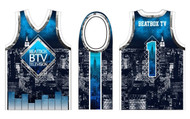 BTV New York Skyline Basketball Jersey
