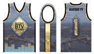 BTV London Skyline Basketball Jersey