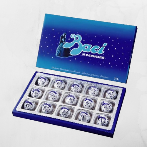 Perugina Baci Deluxe 15 Pc Box.