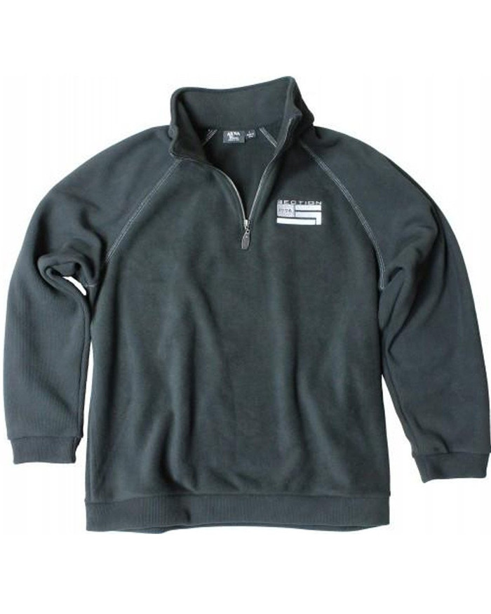 Black Fleece Pullover