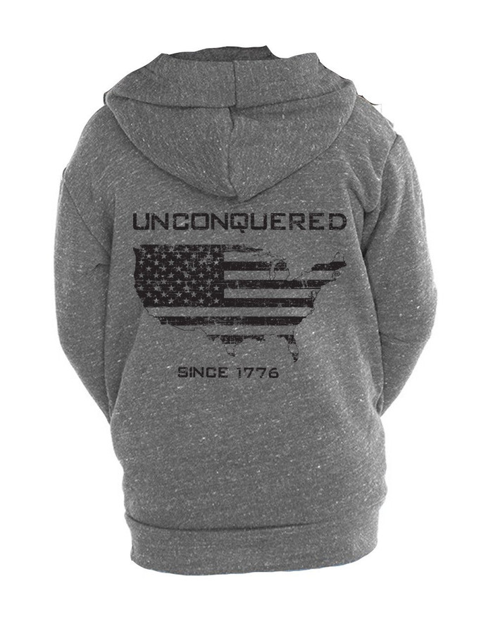 Unconquered Youth Hoodie