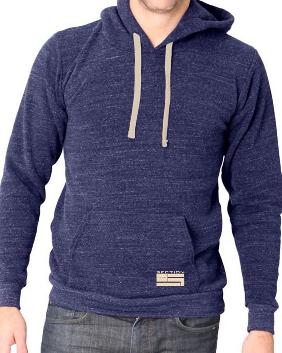 Established Navy Hoodie Pullover