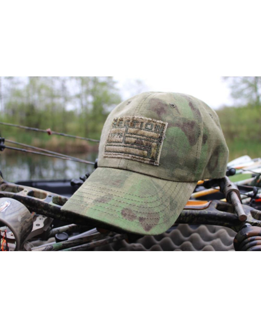 Camo Tactical Hat