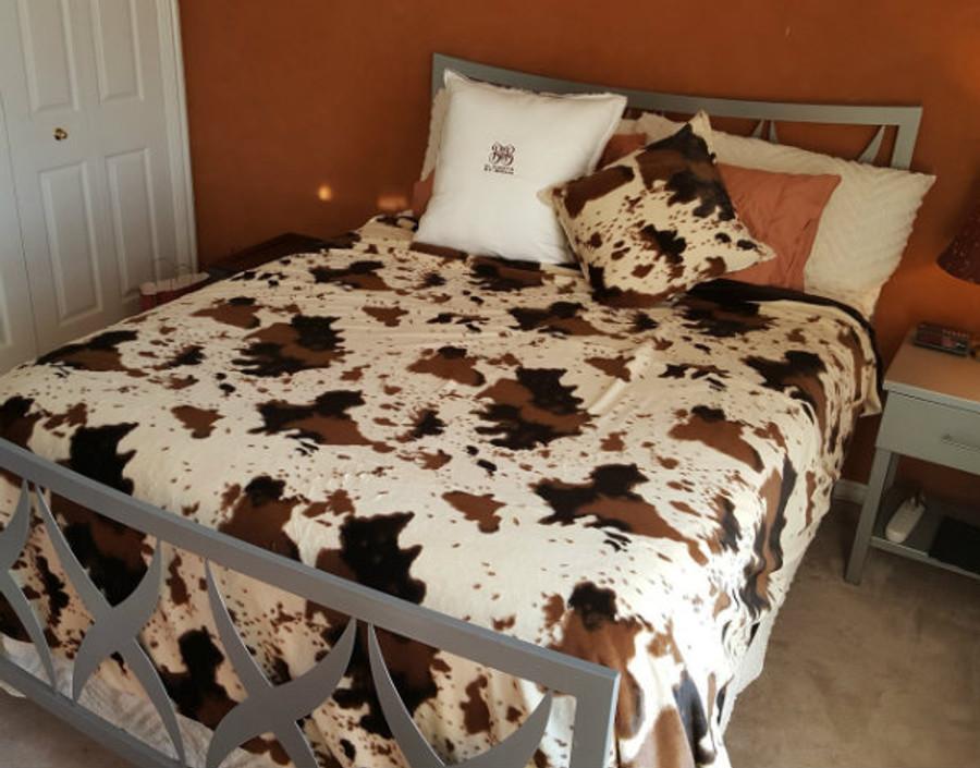 Wild Mustang Queen Sized Blanket