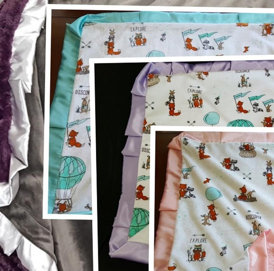 A - B - C's - Blanket