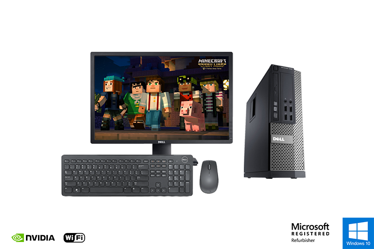 Minecraft gaming PC