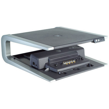 Dell DFamily Monitor Stand Plus Advanced Port Replicator