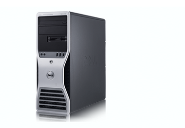 Dell Precision T3400 WrkStn Core 2 Duo 2.0GHz 4GB 1TB Win 7 Pro