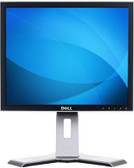 """Dell 1708FPT 17"""" LCD Monitor Grade A Front"""