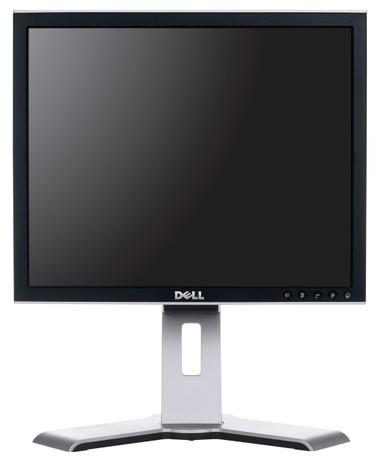 """Lot 5 Dell 1907FP 19"""" LCD Monitor Grade B"""