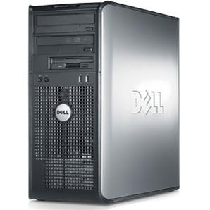 Dell 760 Tower PD Dual Core 2.6GHz to 3.0GHz 4GB 500GB Win 7 Pro