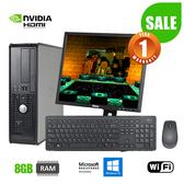 Seedling Plus PC - Intel C2D, 8GB, 500GB HD, 2GB Video