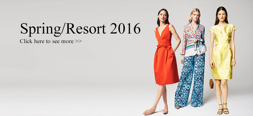 Spring Resort 2016 Women's Fashion Vivaldi Boutique NYC