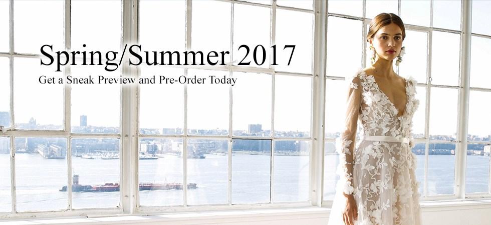 Spring Summer 2017 women's designer fashion: Vivaldi Boutique NYC