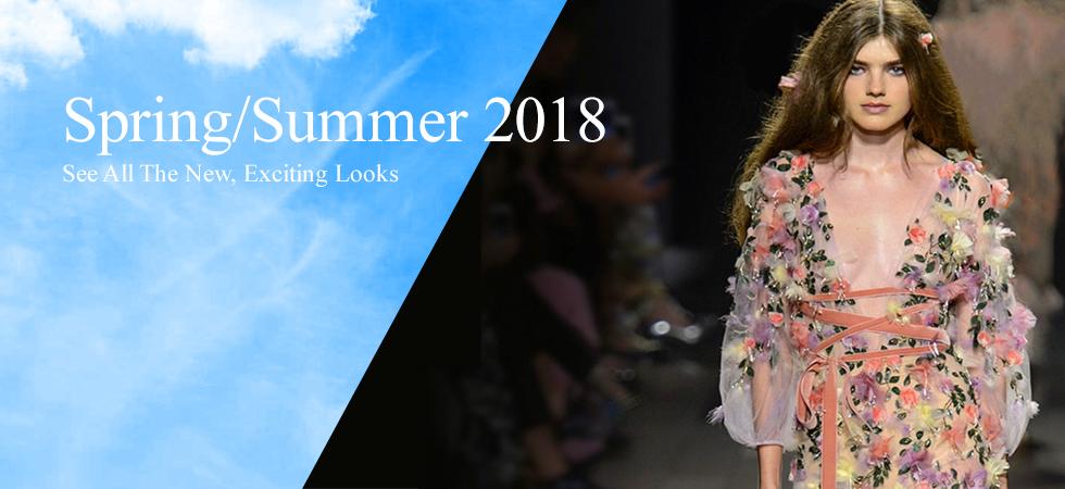 Spring Summer 2018 Women's Fashion: Vivaldi Boutique NYC