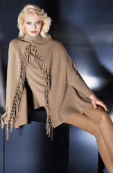 Escada Knit Cape