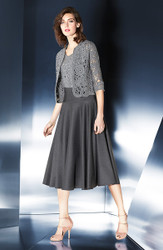 Escada Cardigan with Optional Top and Skirt