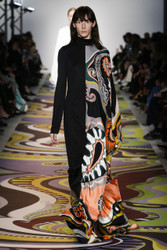 Emilio Pucci Fall 2017 Ready To Wear Look 18