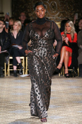 Christian Siriano Fall 2017 Ready To Wear Look 15