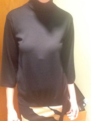 Giorgio Grati Zazza 3/4 Turtle Neck Sweater