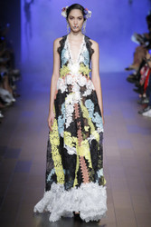 Naeem Khan Spring 2018 Ready To Wear Look 15