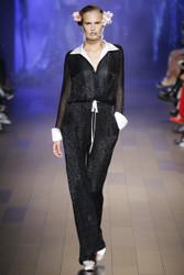 Naeem Khan Spring 2018 Ready To Wear Look 4
