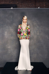 Naeem Khan Resort 2018 Look 7