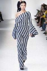 Christian Siriano Spring 2018 Ready To Wear Look 7