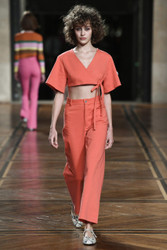Paul and Joe Spring 2018 Ready To Wear Look 14
