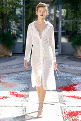 Luisa Beccaria Spring 2018 Ready To Wear Look 3
