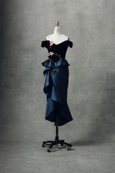 Marchesa Fall / Winter 2018 Ready To Wear Look 15
