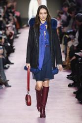 Blumarine Fall / Winter 2018 Ready To Wear Look 10