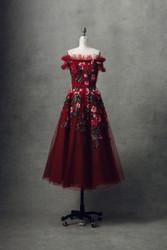 Marchesa Fall / Winter 2018 Ready To Wear Look 7