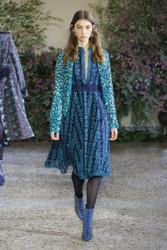 Luisa Beccaria Fall / Winter 2018 Ready To Wear Look 19
