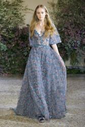 Luisa Beccaria Fall / Winter 2018 Ready To Wear Look 17