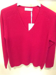 Paul & Joe 3/4 V-Neck Sweater