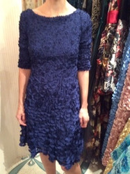 Theia Blue Dress